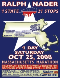 Massachusetts Marathon October 25th!