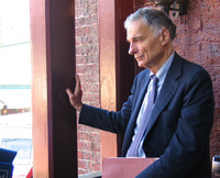 Ralph Nader's Statement on the Truncated Quotation Used by Shepard Smith on Fox News