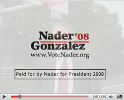 Nader Takes NBA to Court .