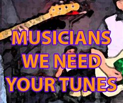 musicians send us your music