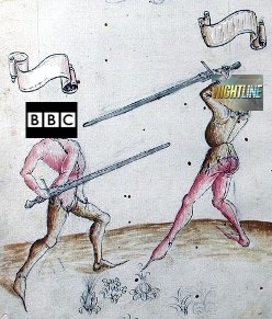 Nightline vs. BBC .