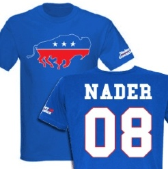 Nader Buffalo T-Shirt Blow Out Sale .