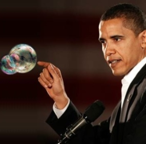 Pass It On: The Obama Bubble Agenda .