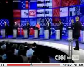 Did You See the McCain-Nader-Obama Debate?! .
